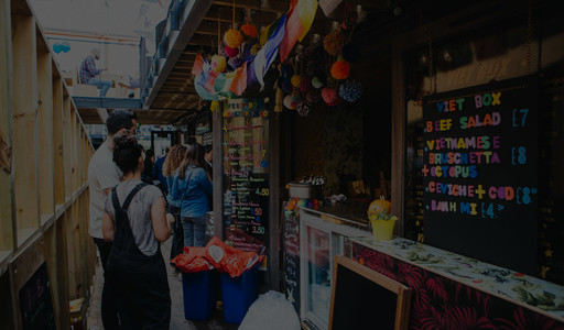 Photo of Street Food Kiosk space