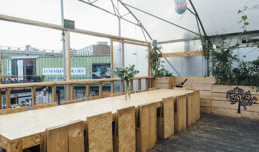 Photo of The Greenhouse Table space