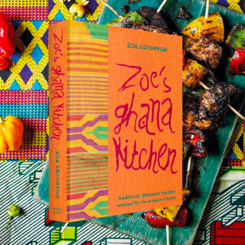 Zoes ghana kitchen cookbook launches pop brixton more people than ever to join the african food adventure with her and explore flavours from ghana in a way they can incorporate into everyday cooking forumfinder Gallery
