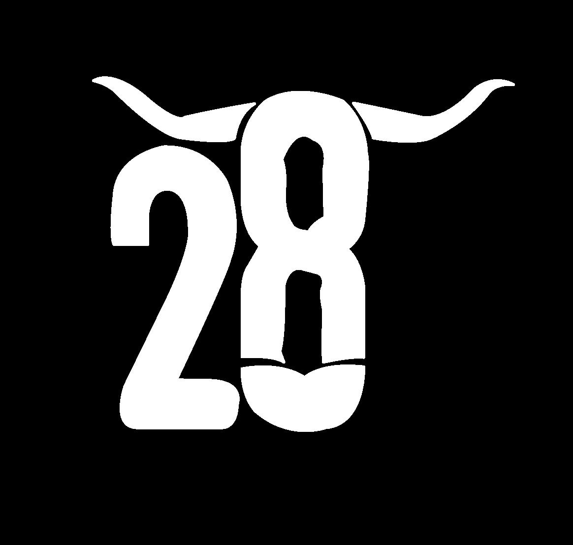28 Well Hung logo