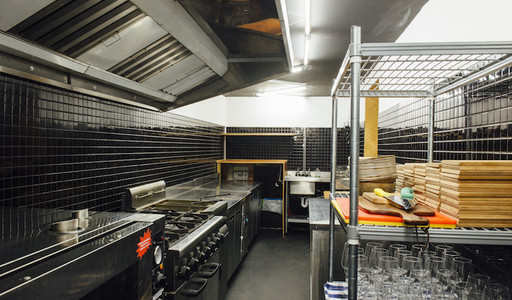 Photo of Commercial Kitchen space